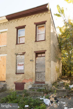 Photo of 1713 Vine STREET, Baltimore, MD 21223 (MLS # 1004129365)