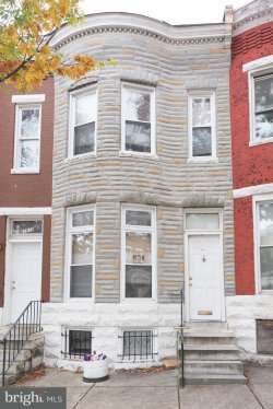 Photo of 1817 Walbrook AVENUE, Baltimore, MD 21217 (MLS # 1004159641)