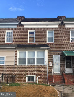 Photo of 3541 3rd STREET, Baltimore, MD 21225 (MLS # 1004328407)