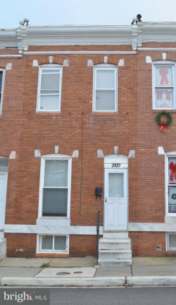 Photo of 2427 Christian STREET, Baltimore, MD 21223 (MLS # 1004342777)
