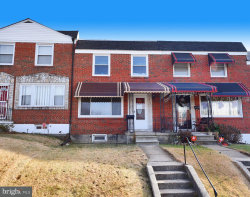 Photo of 5515 Whitby ROAD, Baltimore, MD 21206 (MLS # 1004933159)