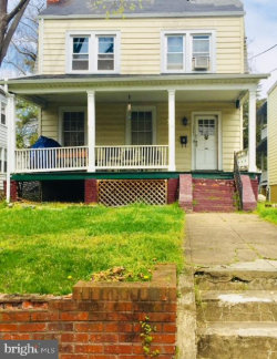 Photo of 1341 Ingraham STREET NW, Washington, DC 20011 (MLS # DCDC464618)