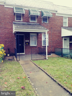 Photo of 907 Mount Holly STREET, Baltimore, MD 21229 (MLS # MDBA437140)