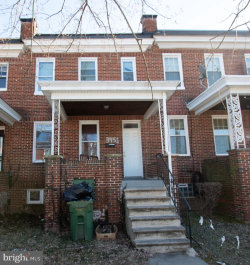 Photo of 3951 Wilsby AVENUE, Baltimore, MD 21218 (MLS # MDBA437144)