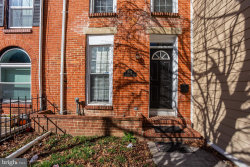 Photo of 1632 Light STREET, Baltimore, MD 21230 (MLS # MDBA500738)
