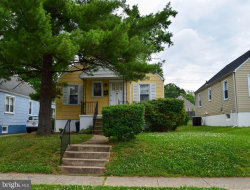 Photo of 2510 Canterbury ROAD, Parkville, MD 21234 (MLS # MDBC461554)