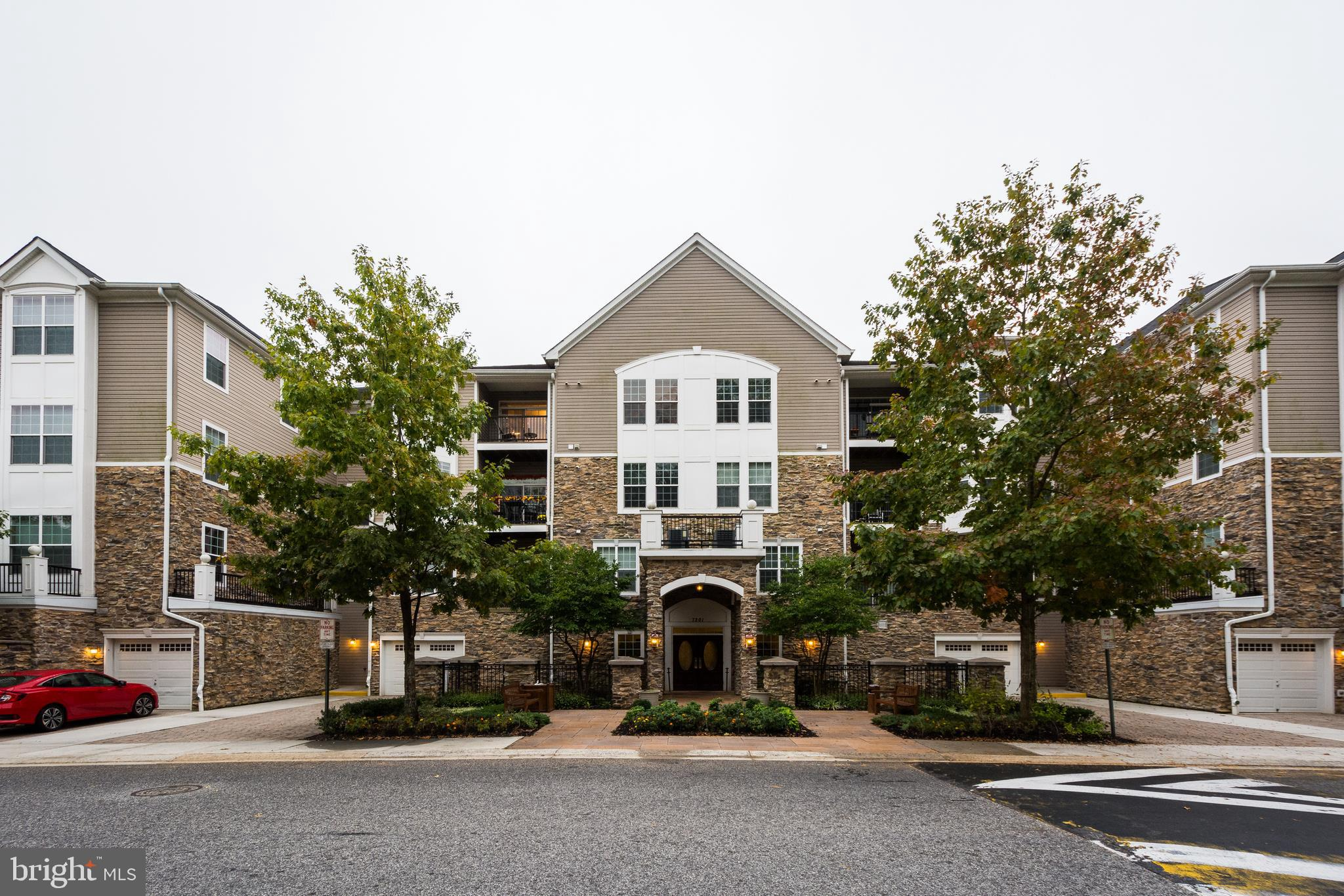 Photo for 7201 Travertine DRIVE, Unit 408, Baltimore, MD 21209 (MLS # MDBC475418)
