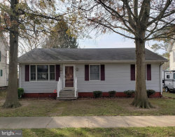Photo of 107 Park Ave, Ridgely, MD 21660 (MLS # MDCM123338)