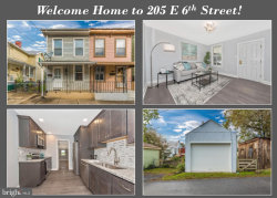 Photo of 205 E 6th STREET, Frederick, MD 21701 (MLS # MDFR191454)
