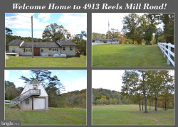 Photo of 4913 Reels Mill ROAD, Frederick, MD 21704 (MLS # MDFR191706)