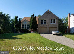 Photo of 10239 Shirley Meadow COURT, Ellicott City, MD 21042 (MLS # MDHW274448)