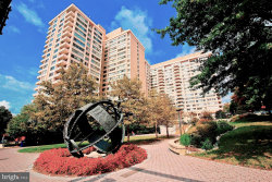 Photo of 5500 Friendship BOULEVARD, Unit 1104, Chevy Chase, MD 20815 (MLS # MDMC102320)