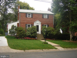Photo of 2606 Ross ROAD, Chevy Chase, MD 20815 (MLS # MDMC559940)