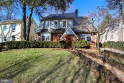 Photo of 4621 Hunt AVENUE, Chevy Chase, MD 20815 (MLS # MDMC621388)