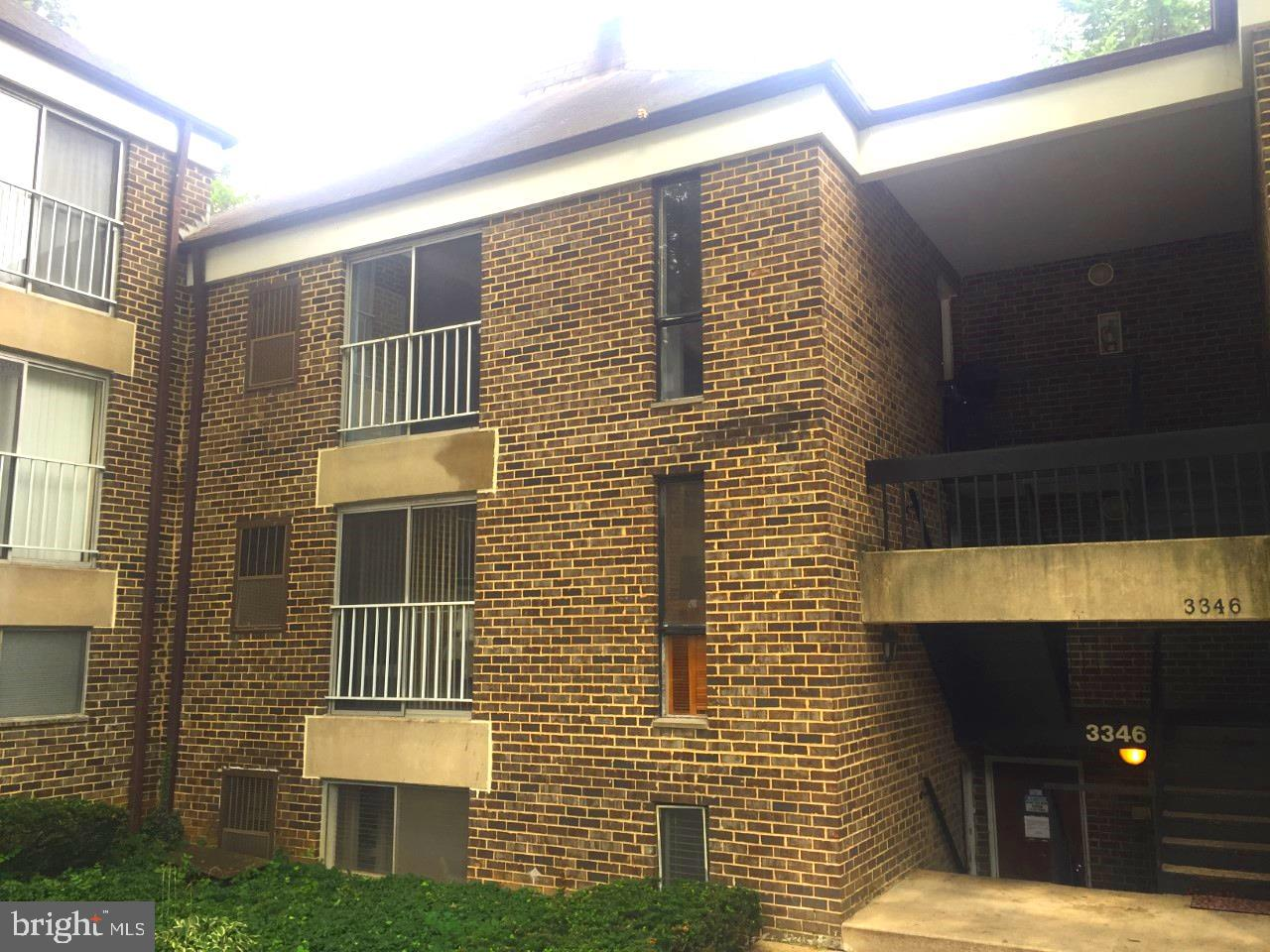 Photo for 3346 Hewitt AVENUE, Unit 1-3-A, Silver Spring, MD 20906 (MLS # MDMC675660)