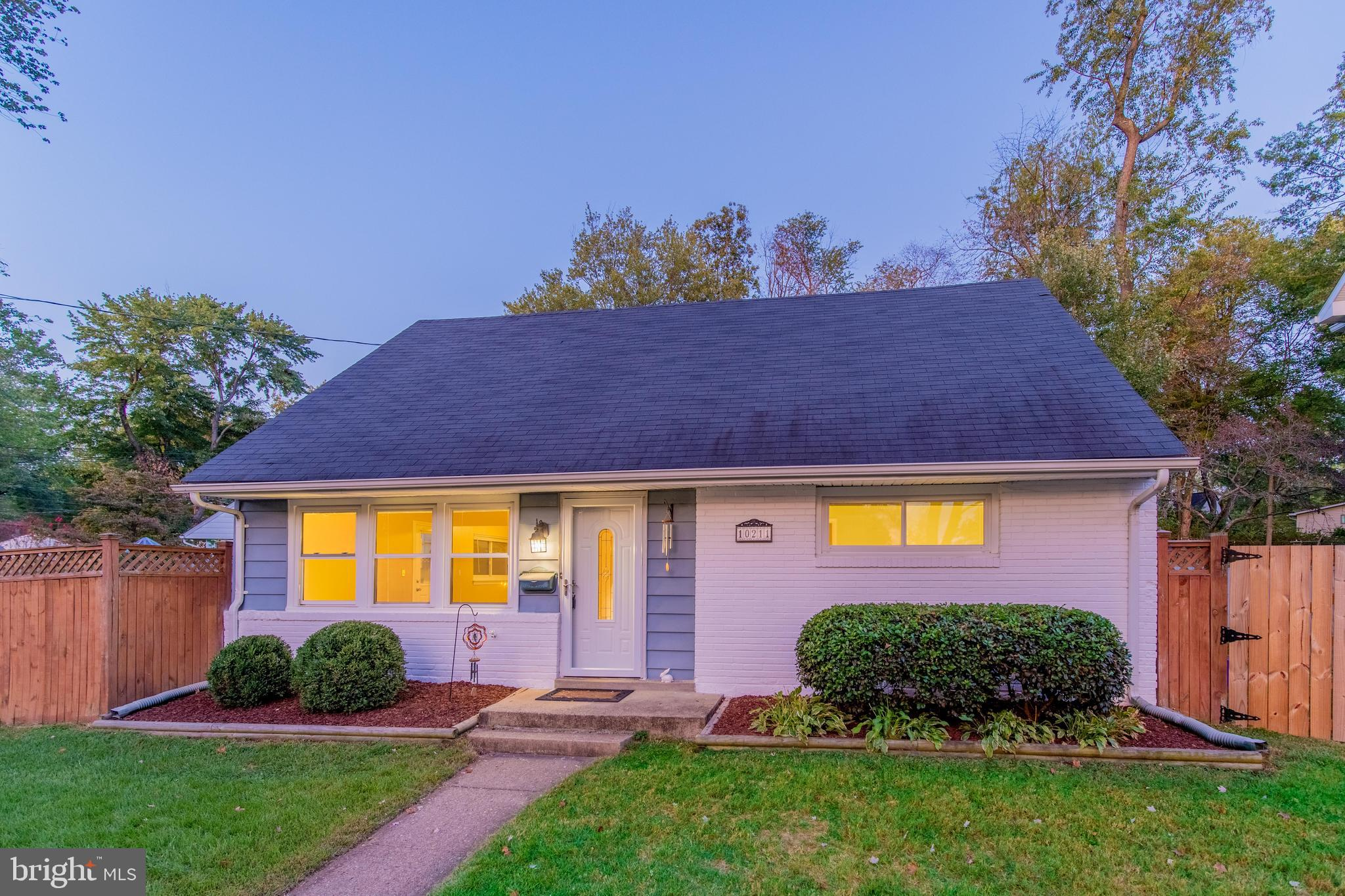 Photo for 10211 Calumet DRIVE, Silver Spring, MD 20901 (MLS # MDMC679426)