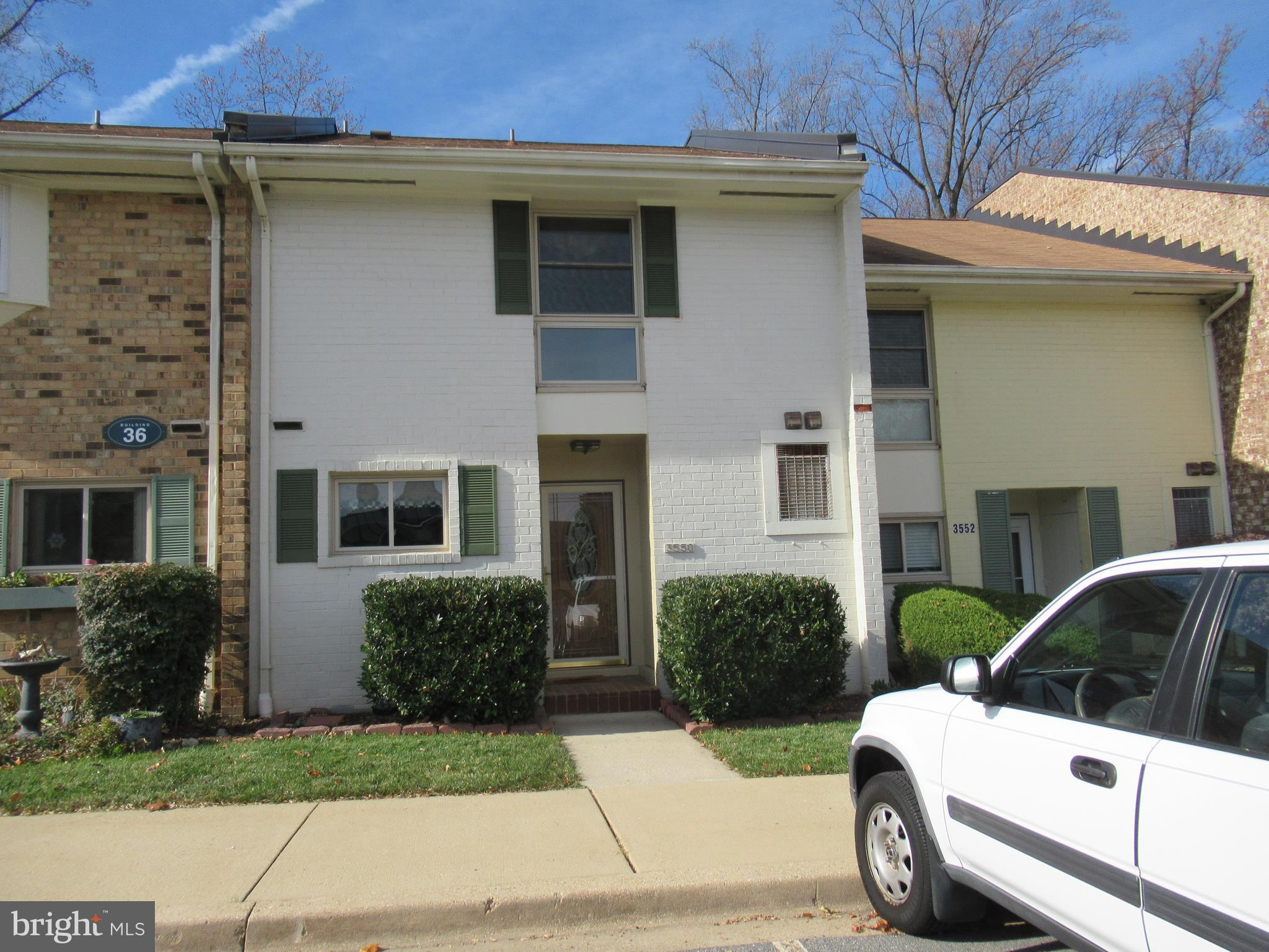 Photo for 3550 Chiswick COURT, Unit 36-D, Silver Spring, MD 20906 (MLS # MDMC687308)