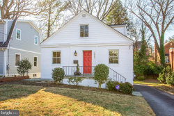 Photo of 4844 Park AVENUE, Bethesda, MD 20816 (MLS # MDMC691956)