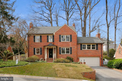 Photo of 7210 Rollingwood DRIVE, Chevy Chase, MD 20815 (MLS # MDMC699118)