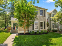 Photo of 9500 Melrose Square WAY, Gaithersburg, MD 20882 (MLS # MDMC714480)