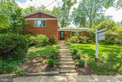 Photo of 3910 Montrose DRIVEWAY, Chevy Chase, MD 20815 (MLS # MDMC714992)