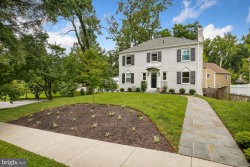 Photo of 4105 Blackthorn STREET, Chevy Chase, MD 20815 (MLS # MDMC718462)