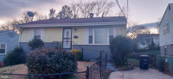 Photo of 708 65th AVENUE, Capitol Heights, MD 20743 (MLS # MDPG556584)