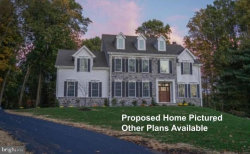 Photo of Lot 6# Wawaset Farm LANE, West Chester, PA 19382 (MLS # PACT212776)