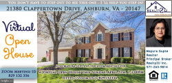 Photo of 21380 Clappertown DRIVE, Ashburn, VA 20147 (MLS # VALO407312)