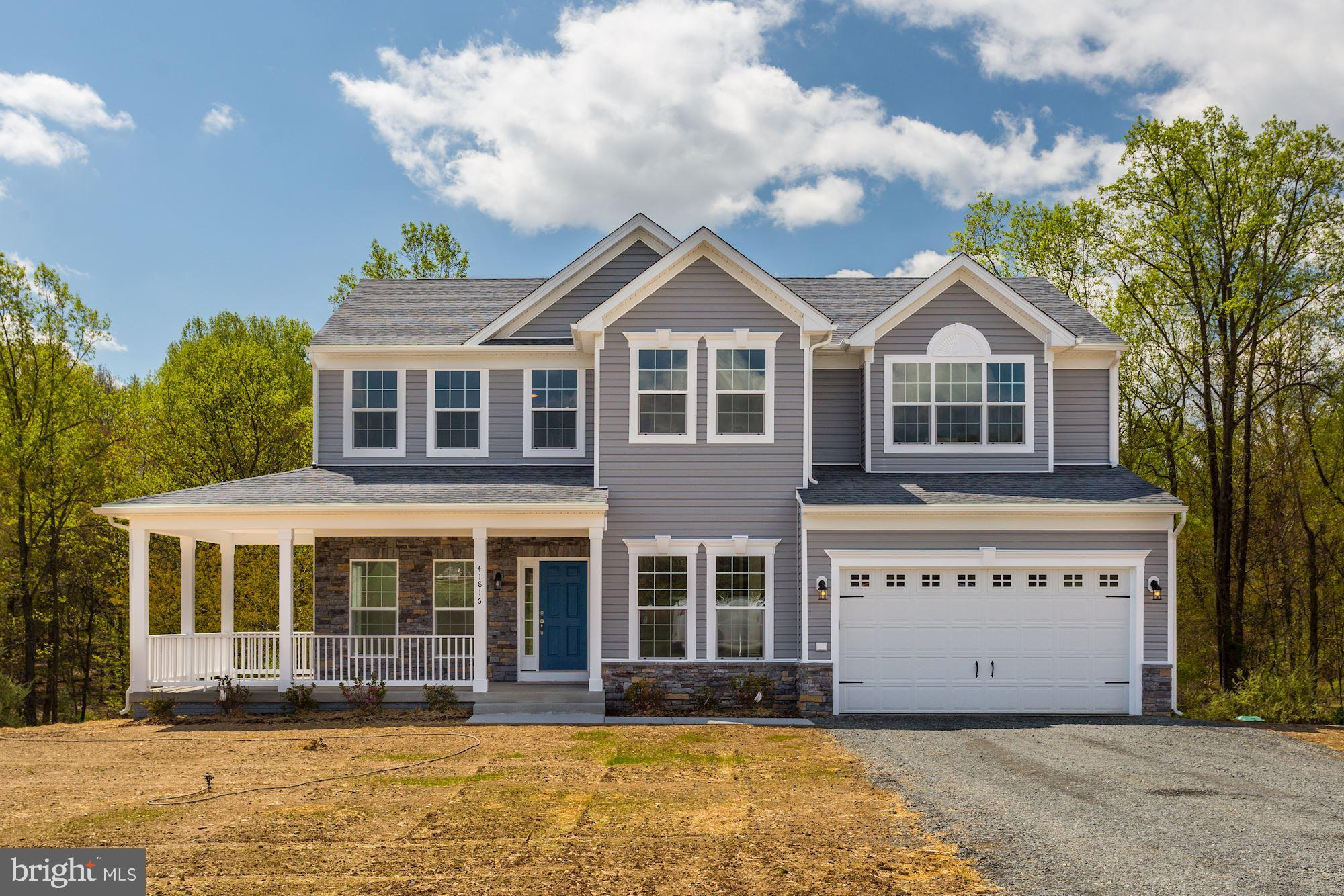 Photo for LOT 6 Jacobs Hill COURT, Leesburg, VA 20176 (MLS # VALO409750)