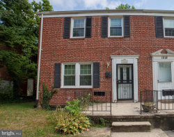 Photo of 1016 Dartmouth ROAD, Baltimore, MD 21212 (MLS # 1002092768)