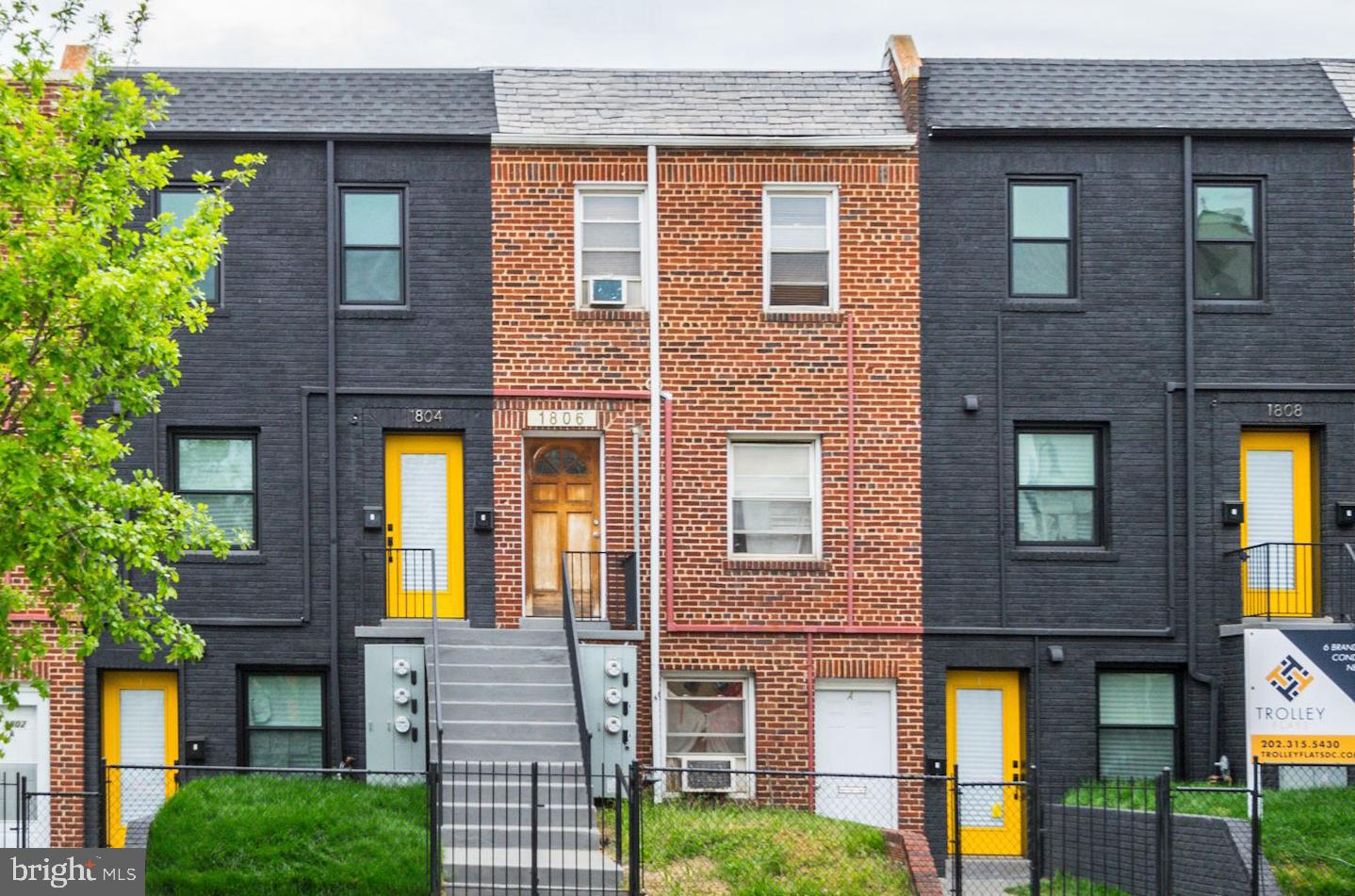 Photo for 1804 Benning ROAD NE, Washington, DC 20002 (MLS # DCDC431160)