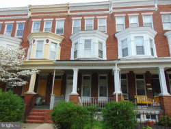 Photo of 1637 Gwynns Falls PARKWAY, Baltimore, MD 21217 (MLS # MDBA436176)