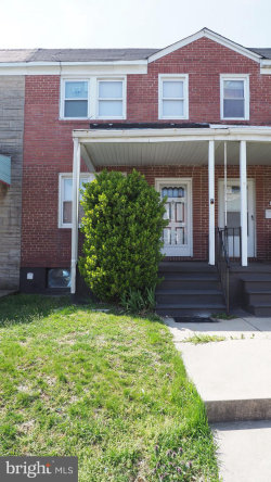 Photo of 418 Gusryan STREET, Baltimore, MD 21224 (MLS # MDBA463000)