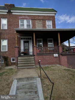 Photo of 4100 Norfolk AVENUE, Baltimore, MD 21216 (MLS # MDBA465040)