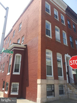 Photo of 1101 Harlem AVENUE, Baltimore, MD 21217 (MLS # MDBA480360)