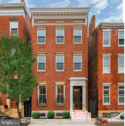 Photo of 708 Park AVENUE, Baltimore, MD 21201 (MLS # MDBA487178)