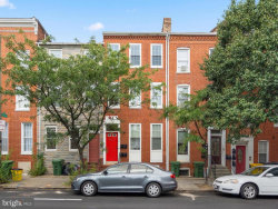 Photo of 826 W Lombard STREET, Baltimore, MD 21201 (MLS # MDBA523726)