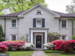 Photo of 3808 Blackthorn STREET, Chevy Chase, MD 20815 (MLS # 1004269425)