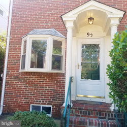 Photo of 9 1/2 Myrtle STREET E, Alexandria, VA 22301 (MLS # 1009976210)
