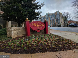 Photo of 4515 Willard AVENUE, Unit 1602S, Chevy Chase, MD 20815 (MLS # MDMC559858)