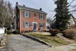 Photo of 4607 Hunt AVENUE, Chevy Chase, MD 20815 (MLS # MDMC597586)