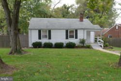 Photo of 11108 Valley View AVENUE, Kensington, MD 20895 (MLS # MDMC611338)