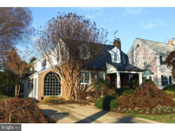 Photo of 4817 Chevy Chase BOULEVARD, Chevy Chase, MD 20815 (MLS # MDMC622666)