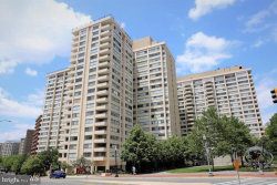 Photo of 5500 Friendship BOULEVARD, Unit 2206N, Chevy Chase, MD 20815 (MLS # MDMC715340)