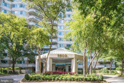 Photo of 5600 Wisconsin AVENUE, Unit 1501, Chevy Chase, MD 20815 (MLS # MDMC730552)