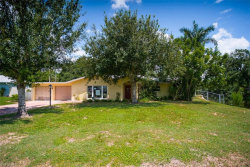 Photo of 676 Muscogee DR, NORTH FORT MYERS, FL 33903 (MLS # 217055203)