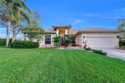 Photo of 9693 Galley CT, FORT MYERS, FL 33919 (MLS # 217070301)