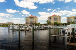 Photo of 15120 Harbour Isle DR, Unit 301, FORT MYERS, FL 33908 (MLS # 218003005)