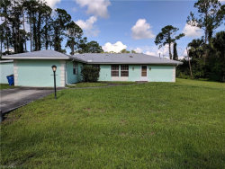 Photo of 407 Lincoln AVE, LEHIGH ACRES, FL 33972 (MLS # 218048183)